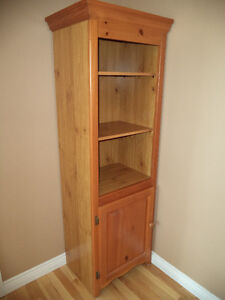 Corner Shelf / Bookcase Unit