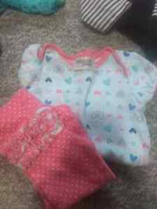 Tons of baby girl clothes  Windsor Region Ontario image 4