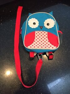 Skip Hop Backpack with Safety Harness / Leash