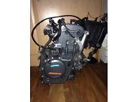 Ktm 390 Engine And Parts Bundle