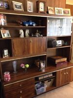 Large wall unit.  Great shape!