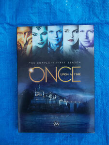 DVD - 2 Box Sets - Once Upon A Time