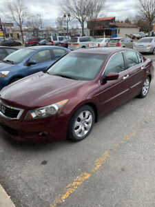 Honda Accord 2008 FULL EQUIPED 6800$