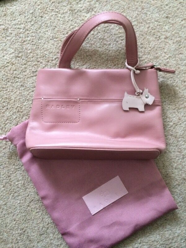 Small pink radley bag. | in Northampton, Northamptonshire | Gumtree