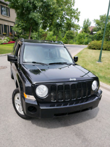 Jeep patriot 4x4 north édition 2010