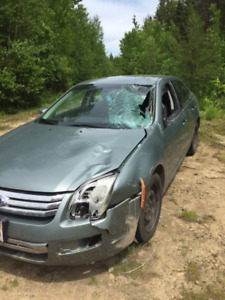auto for sale for fix up or parts