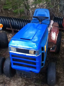 Looking for lgt 125 Ford garden tractor parts!!