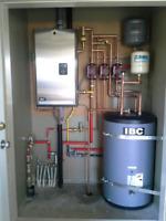 Plumbing, Drainage, and Heating repairs