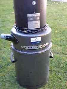 Aspirateur central electrolux