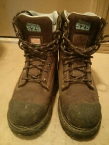Women's Insulated Safety Boots