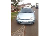 Ford Focus BRAND NEW MOT