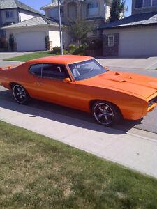 1969 GTO   Now on eBay