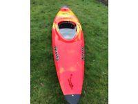 Pyranha Acro-bat 275 Kayak