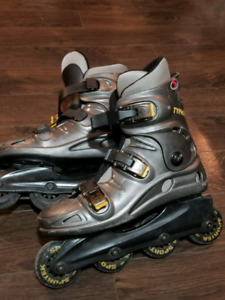 Adult Size 8 rollerblades