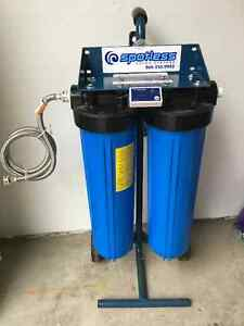 NEW CR SPOTLESS CAR WASH SYSTEM 1/2 PRICE at $325 !