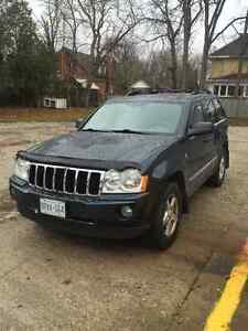 2006 Jeep Grand Cherokee SUV, Crossover Kitchener / Waterloo Kitchener Area image 8