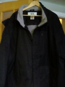 5XL Winter Coat