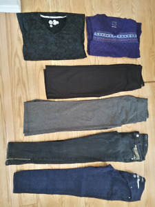 Women clothing lot S/M - Levis,  Helly Hansen, etc