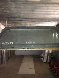 """Leer truck cap   fits a 6' 6"""" box"""