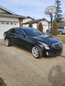 Cadillac ATS 2013 (Premium)