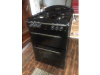Leisure Gourmet Classic Double has oven and hob