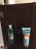 Over the cabinet caddy $10