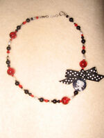 """"""" BETTY BOOP """" NECKLACE ( FOR KIDS )"""