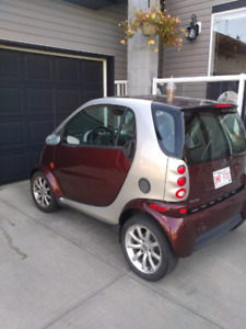 2006 smart car for two deisel