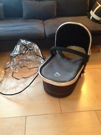 iCandy peach travel system in black jack. Great condition.