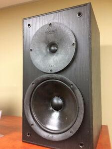 Large Nuance Bookshelf speakers