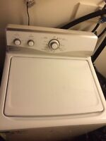 Almost new maytag washer