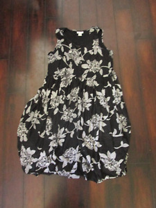 PLUS SIZE 3X SUMMER DRESS and a size 12 CLEO dress