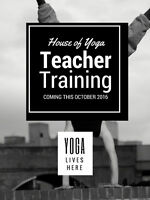 200hr Alliance Professional Hot Yoga Teacher Training