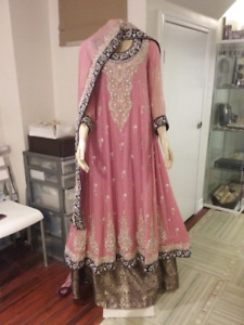 Pakistani & Indian Wedding Dresses