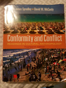 Conformity and Conflict (14th Ed.)  (Cultural Anthropology)