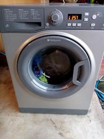 A+ class Hotpoint aquarius washing machine