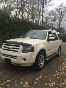 2007 Ford Expedition LIMITED, very clean NEGOCIABLE