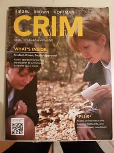 Criminology  2nd edition