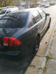 Honda Civic 2001 (Car)