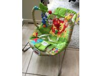 Fisher-Price Rainforest Friends Bouncy Chair