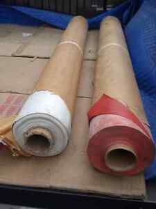2 x Office / Commercial application Wall Papers  (Big rolls)