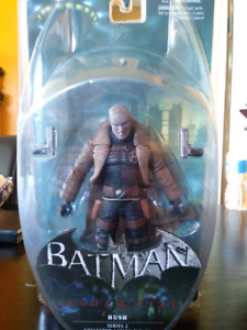 Batman Arkham City Hush. Series 2