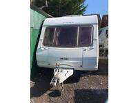 2006 Swift challenger 470 2 berth caravan AWNING, LIGHT TO TOW BARGAIN !