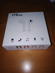 I7s airpods brand new. Priced to sell