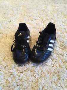 Kids Size 11 Adidas Soccer Shoes for $5.00