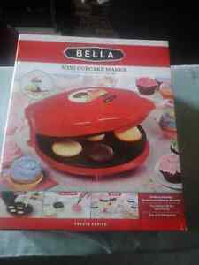 BELLA MINI CUPCAKE MAKER 13509