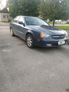 2005 Chevrolet Epica Very Low Kms! New Winter Tires