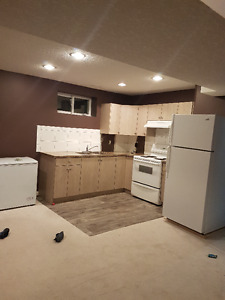 Basement for rent NE