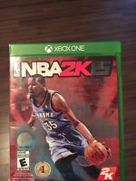 NBA 2K15 for Xbox One Great Condition