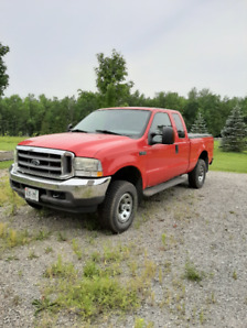 2004 F250 Superduty Truck for sale - SOLD